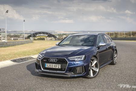 Audi RS4 2018 Prueba 7