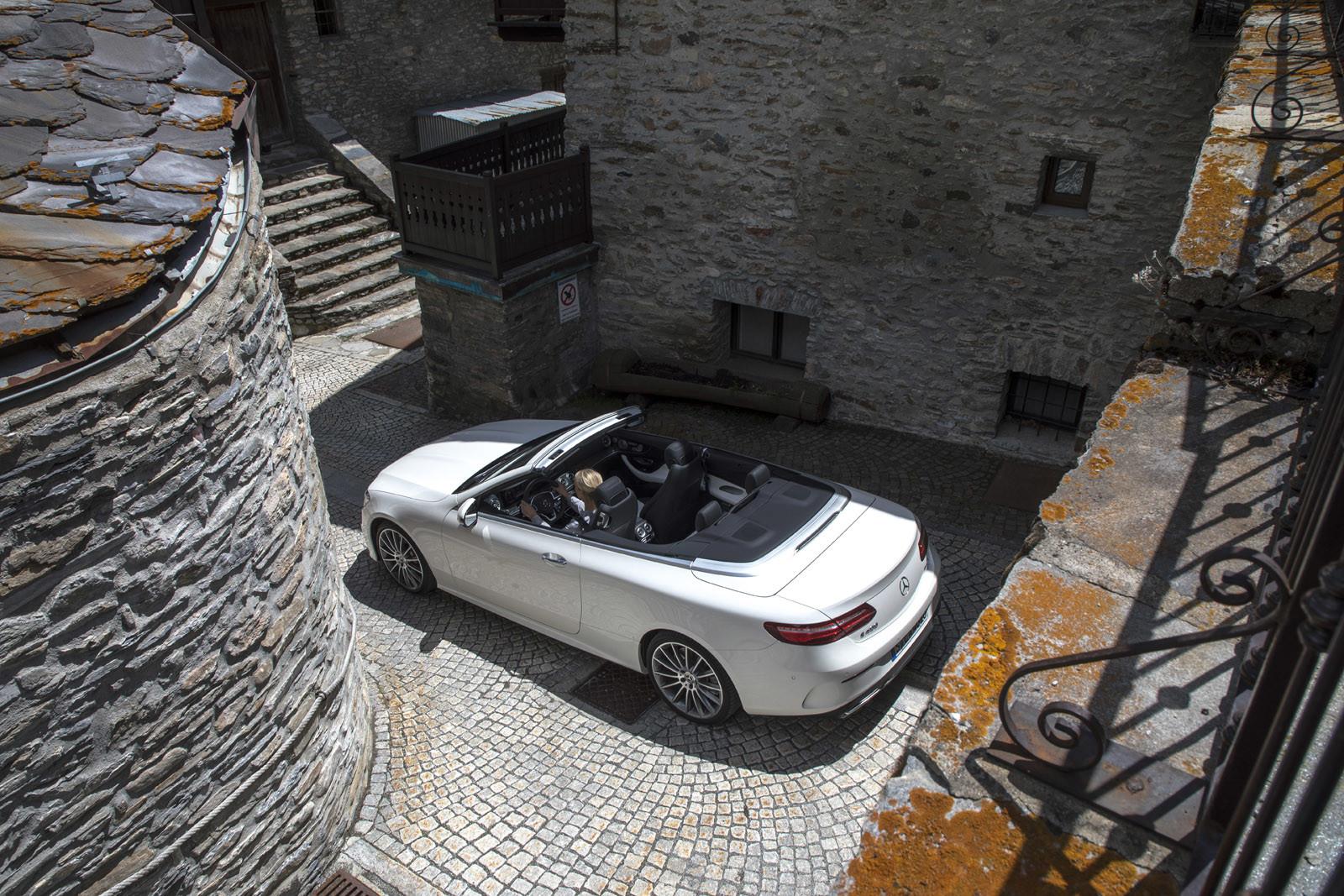 Foto de Mercedes-Benz Clase E Cabrio, toma de contacto (75/156)