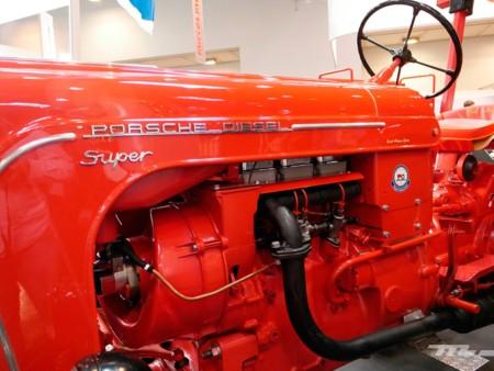 Porsche Junior Tractor Diesel