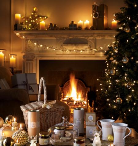Una Navidad llena de encanto con Laura Ashley