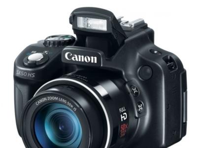 La Canon PowerShot SX50 HS lo deja todo en manos de su zoom de 50 aumentos