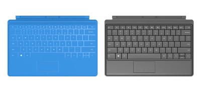 Surface Touch Cover promete las mismas sensaciones que un teclado de portátil