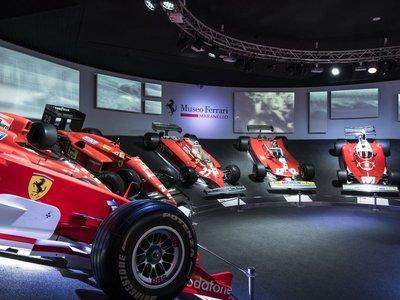 Atención, apasionados del motor: hay nuevas razones para visitar el Museo Ferrari de Maranello