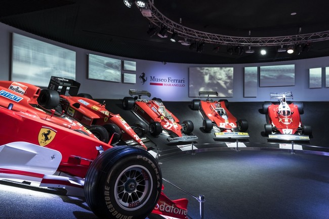Museo Ferrari ampliado