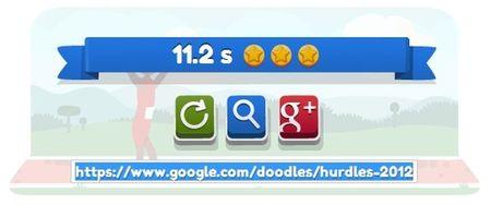 Google Hurdles 2012