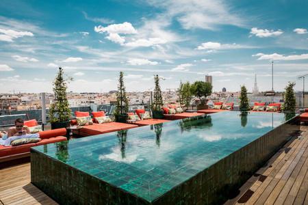 Picos Pardos Sky Lounge
