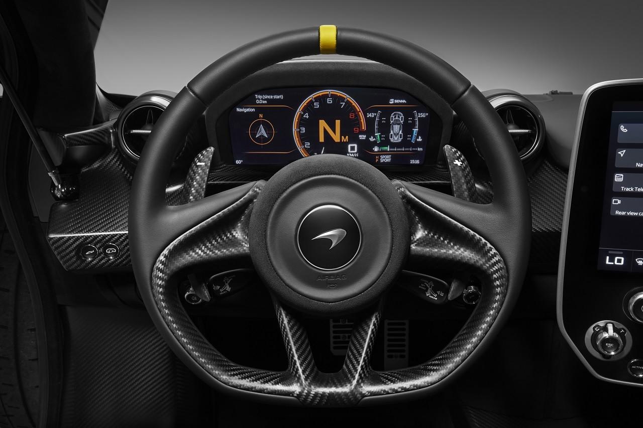 Foto de McLaren Senna Carbon Theme (11/14)