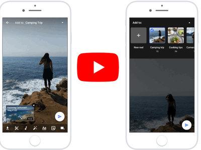 YouTube se une al mundo de las historias al estilo de Instagram y lanza 'Reels