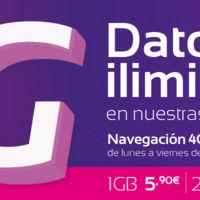 Jetnet estrena promoción con datos ilimitados durante las noches y fines de semana del verano