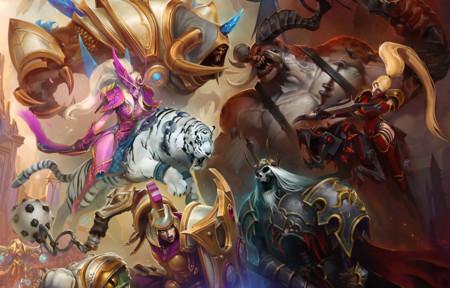 Juega gratis con todos los personajes de Heroes of The Storm  hasta el 28 de junio