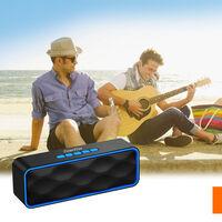 El altavoz Bluetooth que arrasa en Amazon incorpora Radio FM y hoy tiene un precio de derribo: llévatelo por menos de 12 euros