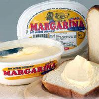 La margarina es tan perjudicial como la mantequilla
