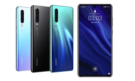 Amazon Prime Day: el Huawei P30, con 6 GB de RAM y 128 de almacenamiento sólo cuesta 399 euros