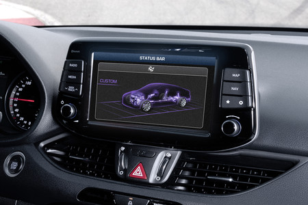 Hyundai i30 Fastback N modo Custom N