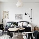 Cinco colores son suficientes para decorar toda una casa y... ¿que sea moderna y confortable?