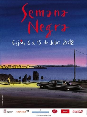 Llega la Semana Negra de Gijón 2012