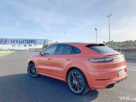 Porsche Cayenne Coupe Turbo Prueba