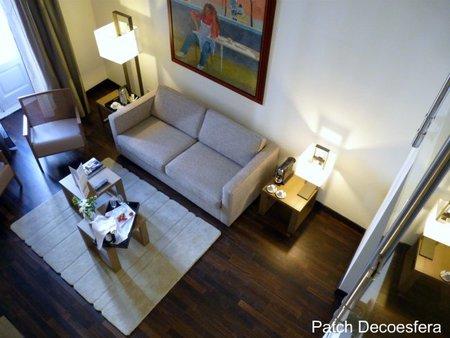 Una habitación del hotel NH Palacio de Tepa