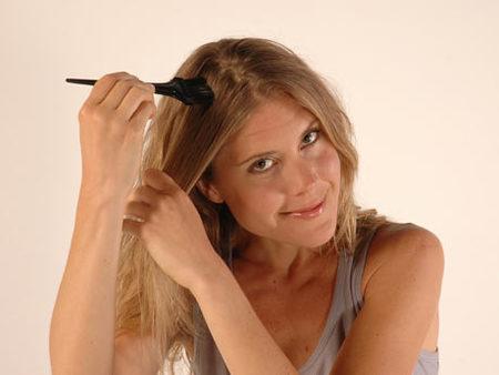 Cuida los hábitos del cuidado del cabello