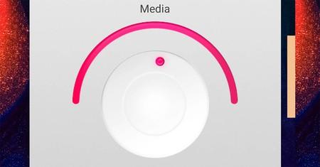Controla el volumen de tu móvil Android al detalle con Knobby Volume Control