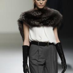 Foto 1 de 10 de la galería angel-schlesser-en-la-cibeles-madrid-fashion-week-otono-invierno-20112012 en Trendencias