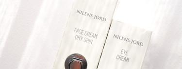 Conociendo la cosmética danesa: probamos la crema facial y el contorno de ojos de Nilens Jord