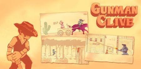 'Gunman Clive'. El salvaje oeste bajo un toque artístico llamativo