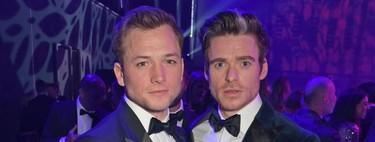 Los hombres mejor vestidos de los premios GQ Men of the Year en Londres