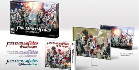 Fire Emblem Fates llega en febrero con tres juegos