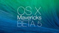 OS X Mavericks beta 5 y la primera beta de iBooks para Mac disponibles