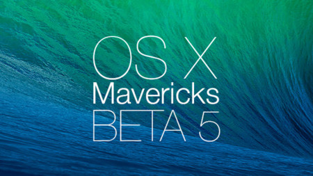 OS X Mavericks beta 5 y la primera beta de iBooks para Mac disponibles