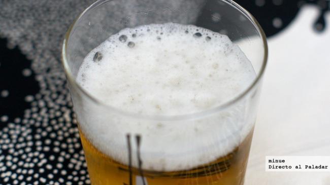 Cerveza kirin ichiban - detalle