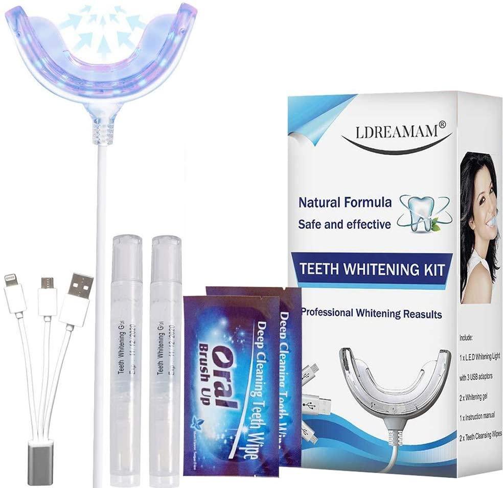 Ldreamam Teeth Whitening Kit