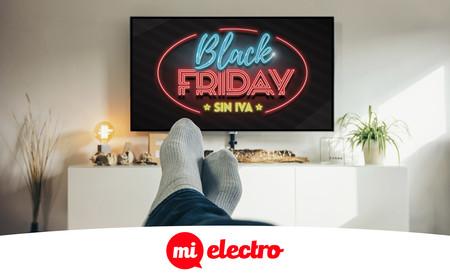 Las mejores ofertas del Black Friday en Mi Electro: electrónica, electrodomésticos y mucho más