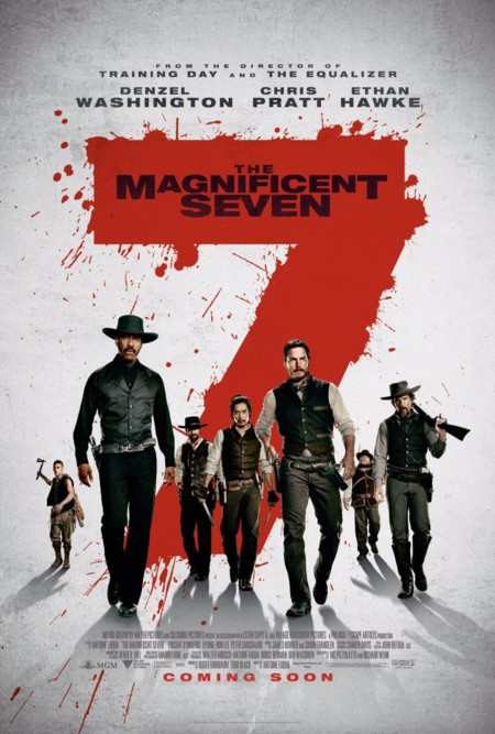 Nuevo cartel de The Magnificent Seven
