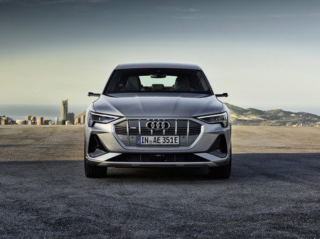 Audi E Tron Sportback 11