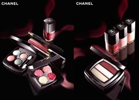 Maquillaje Chanel Otoño-Invierno 2007/2008
