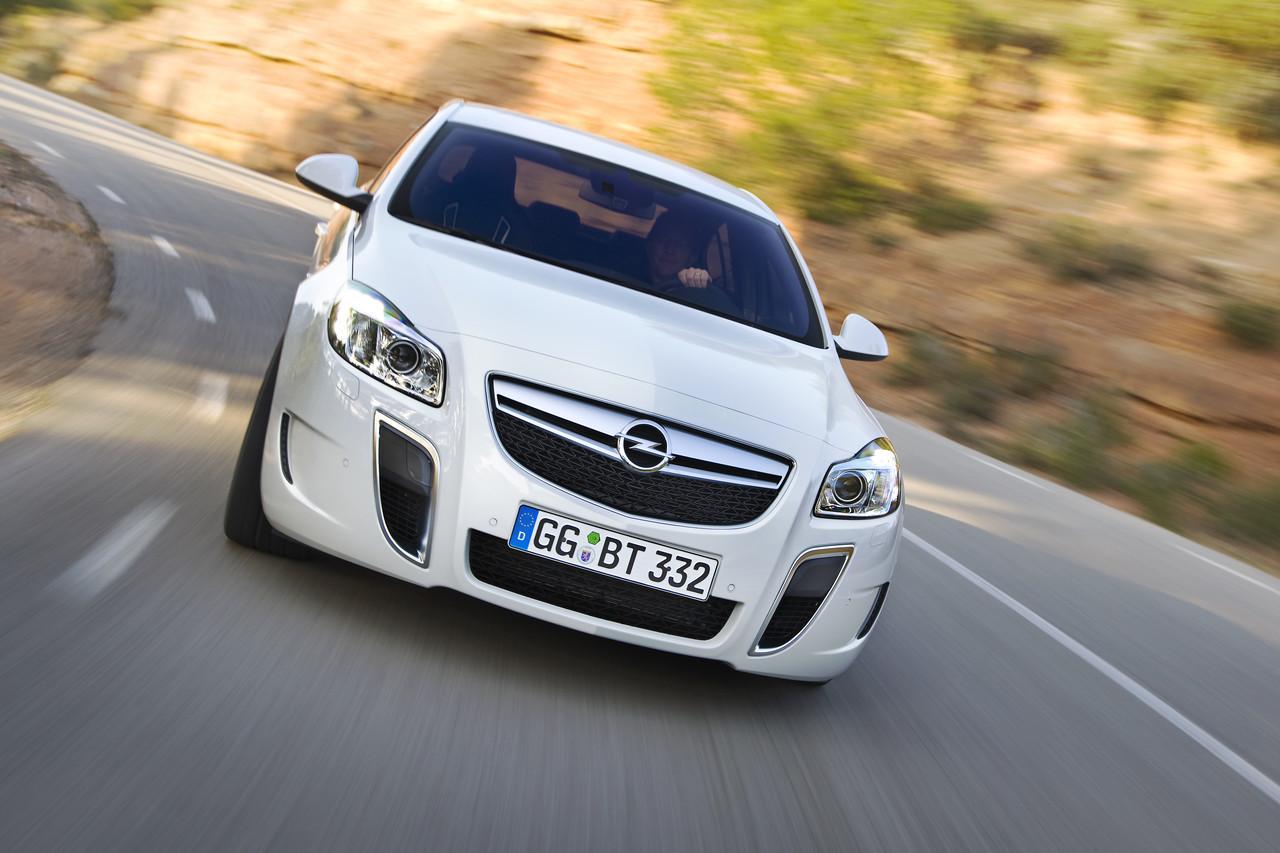 Foto de Opel Insignia OPC Unlimited (17/24)
