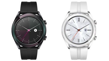 Huawei Watch GT Active y Watch GT Elegant: más autonomía y modo Triatlón para los nuevos relojes inteligentes de Huawei
