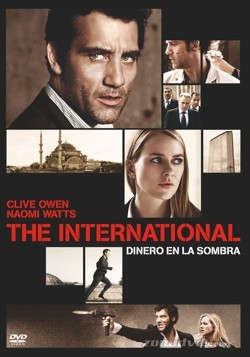 the international dvd