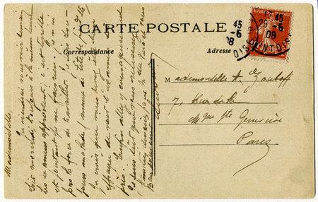¿Alguien envía tarjetas postales durante las vacaciones?