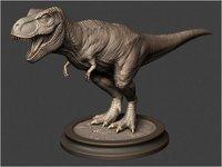 ¿Podríamos ganarle a un pulso a un Tiranosaurio Rex?