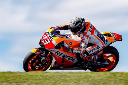 Marc Marquez Honda Motogp Australia 2017 1
