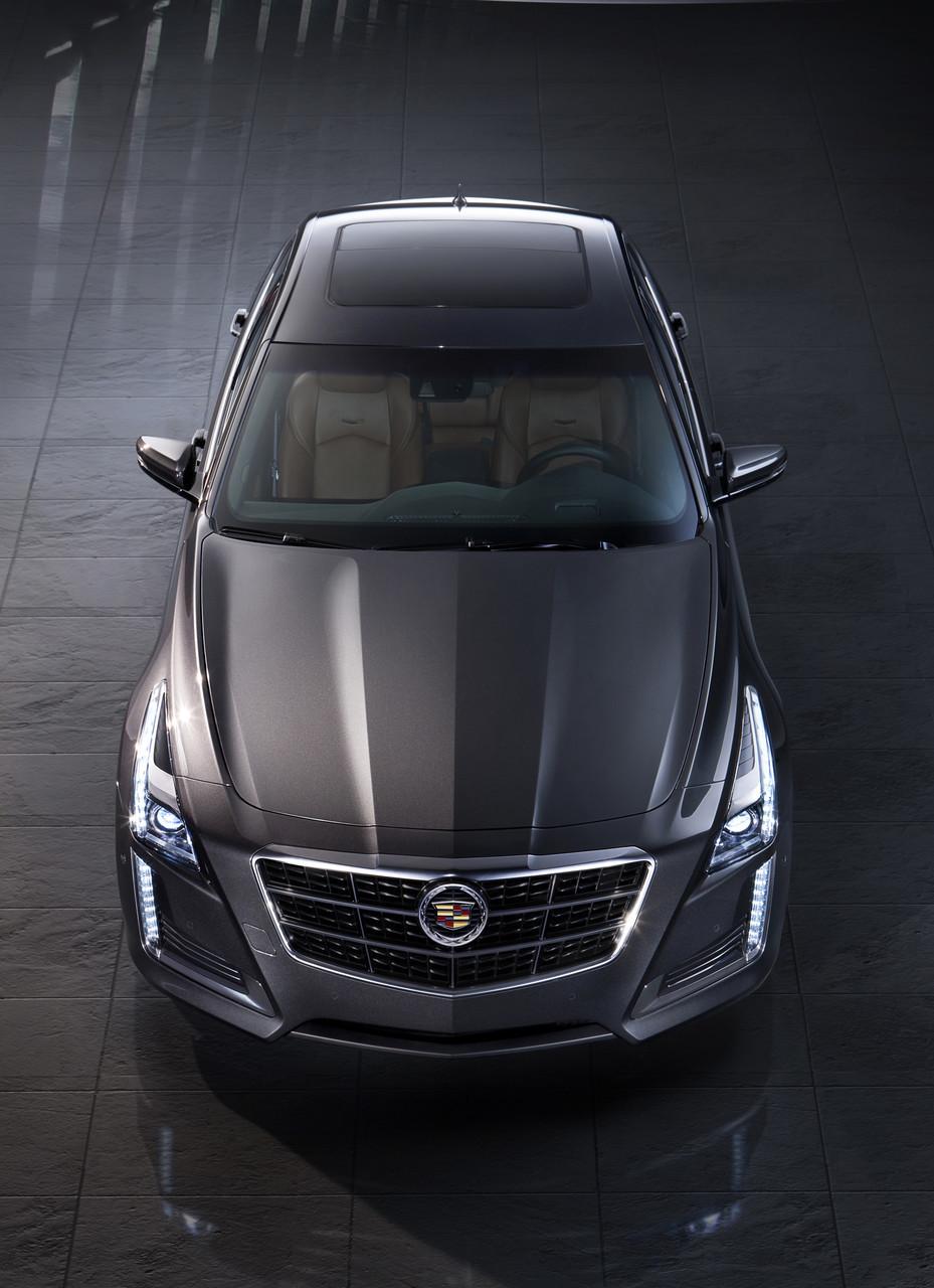 Foto de 2014 Cadillac CTS (8/24)