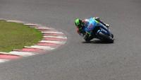 Eugene Laverty destroza la Suzuki de MotoGP en tan solo seis vueltas en Phillip Island