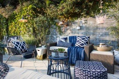 La semana decorativa: inspiración en blanco, bodas y eventos, terrazas y algún DIY