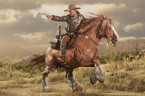 Red Dead Online recibirá un modo de juego basado en la supervivencia y en superar oleadas de enemigos