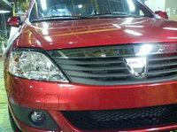Las fotos espía del nuevo Dacia Logan