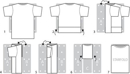 Como Doblar Camisetas Para Una Maleta
