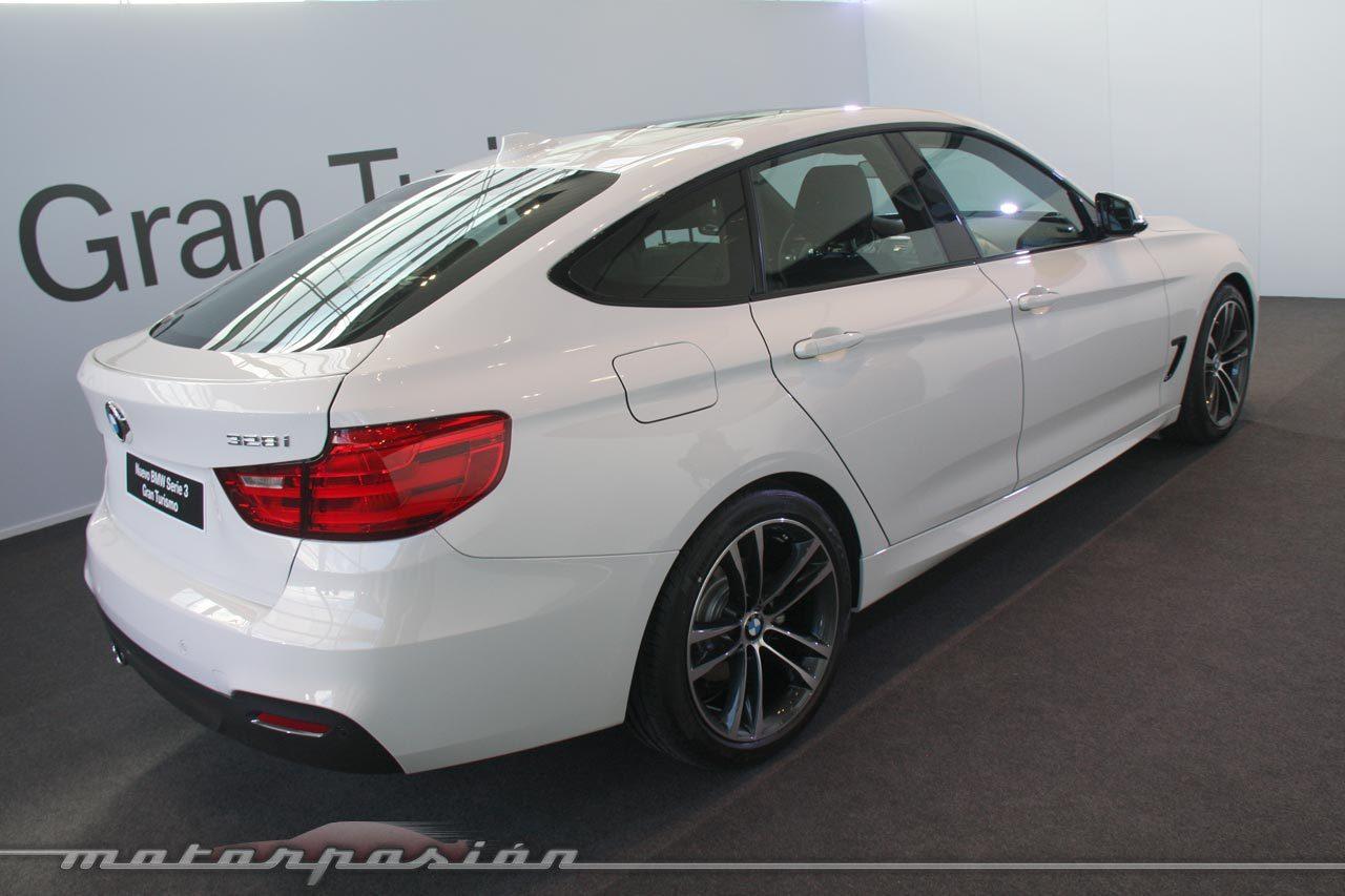 Foto de BMW Serie 3 GT (Presentación estática) (42/43)